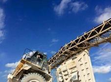 حوادث ماشین آلات راه سازی و معدنی